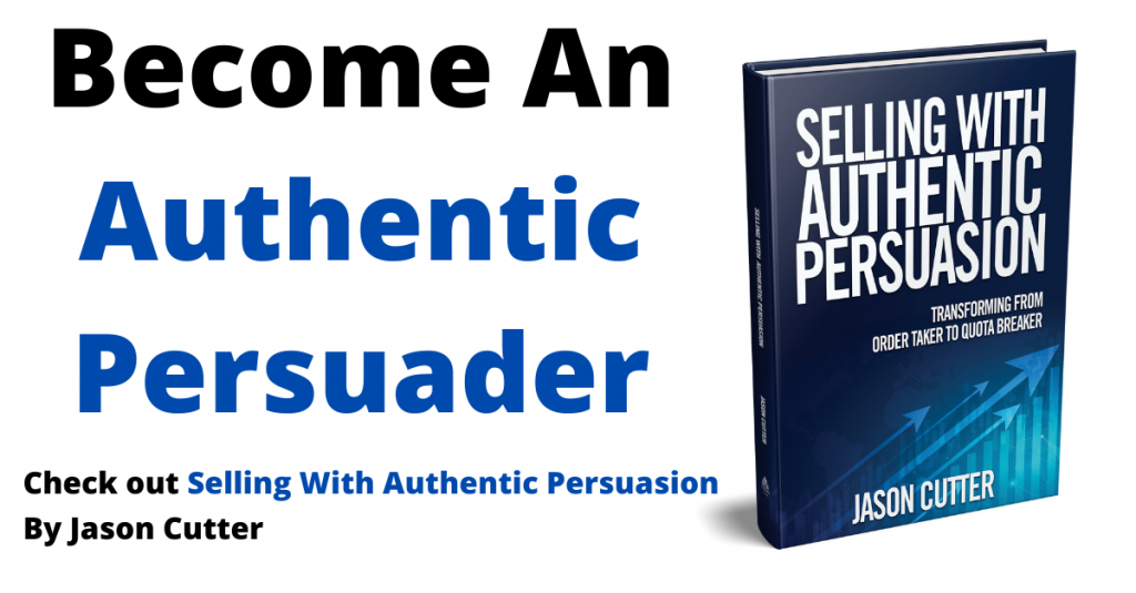 Selling With Authentic Persuasion - Social Image 1