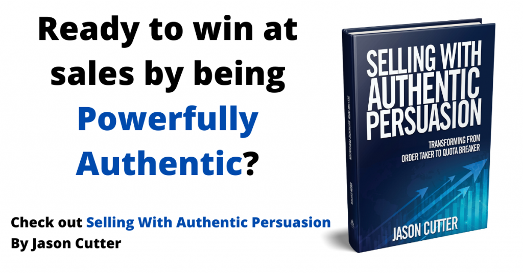 Selling With Authentic Persuasion - Social Image 3