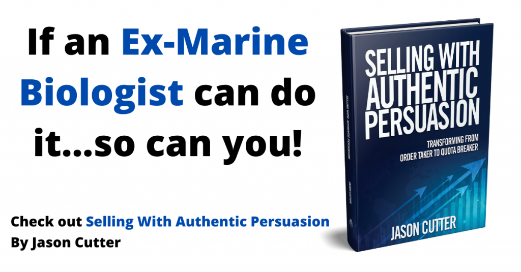 Selling With Authentic Persuasion - Social Image 4